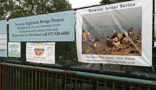 Newton Highlands Bridge Project