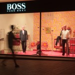 Hugo Boss at Night