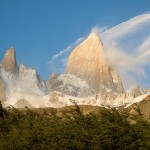 Morning Light, Mount Fitz Roy, Argentina