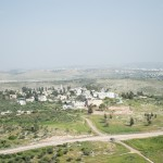 Budrus, with 1,400 residents, is located in the West Bank on the Israel-Palestine border.