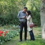 In the short time since Hassan Rouhani became President, there has been tremendous social liberalization.  This couple in Laleh Park in Tehran would not have publicly displayed affection in the past.