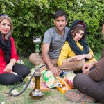 Young Iranians rebel against social conservatism, have increasingly open and casual relationships with the opposite sex and exhibit looser compliance with dress codes and other restrictions.