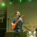 Musician Shahram Sharbaf gave his first legal concert in 7 years to an audience limited to 200 to ensure that the crowd could be kept under control.  During the concert Shahram continually implored his fans not to clap or cheer as he wanted to be able to perform again.